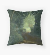 Afternoon Song Throw Pillow