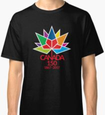 Canada Day Celebrating 150 Years Classic T-Shirt
