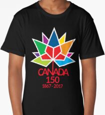 Canada Day Celebrating 150 Years Long T-Shirt