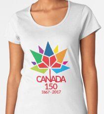 Canada Day Celebrating 150 Years Women's Premium T-Shirt