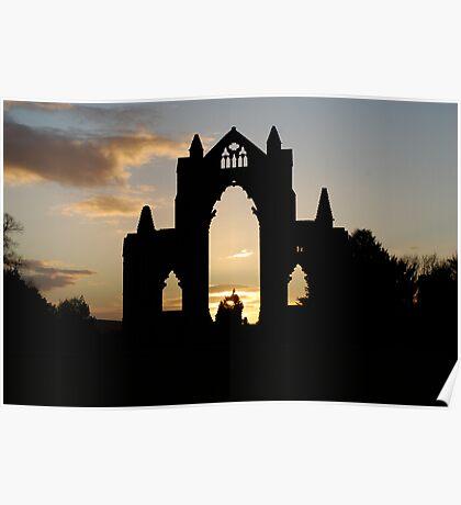 Guisborough Priory Poster