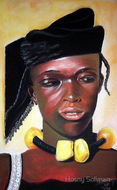 AFRICAN BEAUTY12 by Hosny Soliman
