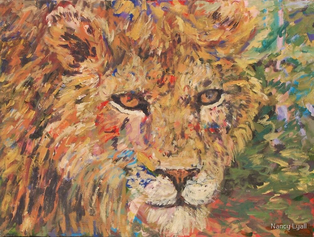 """Lion Heart"" by Nancy Lyall"