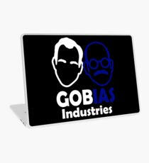 Gobias Industries WHITE Laptop Skin
