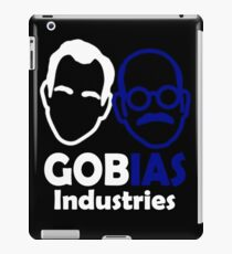 Gobias Industries WHITE iPad Case/Skin