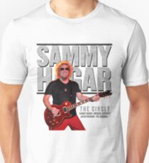 sammy hagar summer tour 2017 Unisex T-Shirt
