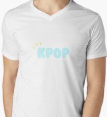 KPOP Men's V-Neck T-Shirt