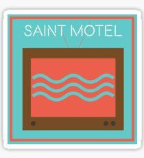 Saint Motel (Minimalistic) Sticker