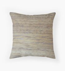 Oldfashionned wood Throw Pillow