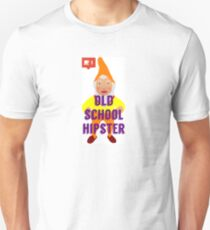 old school hipster  T-Shirt