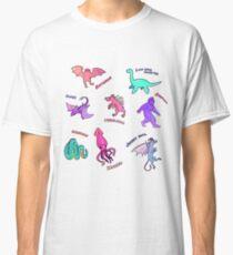 Cryptid gesichtet! Classic T-Shirt