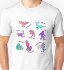 Cryptid sighted! Unisex T-Shirt