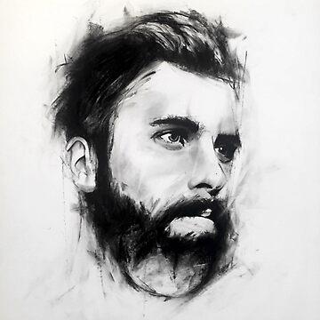 real men have beards by stoekenbroek