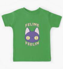 FELINE FEELIN Kids Clothes
