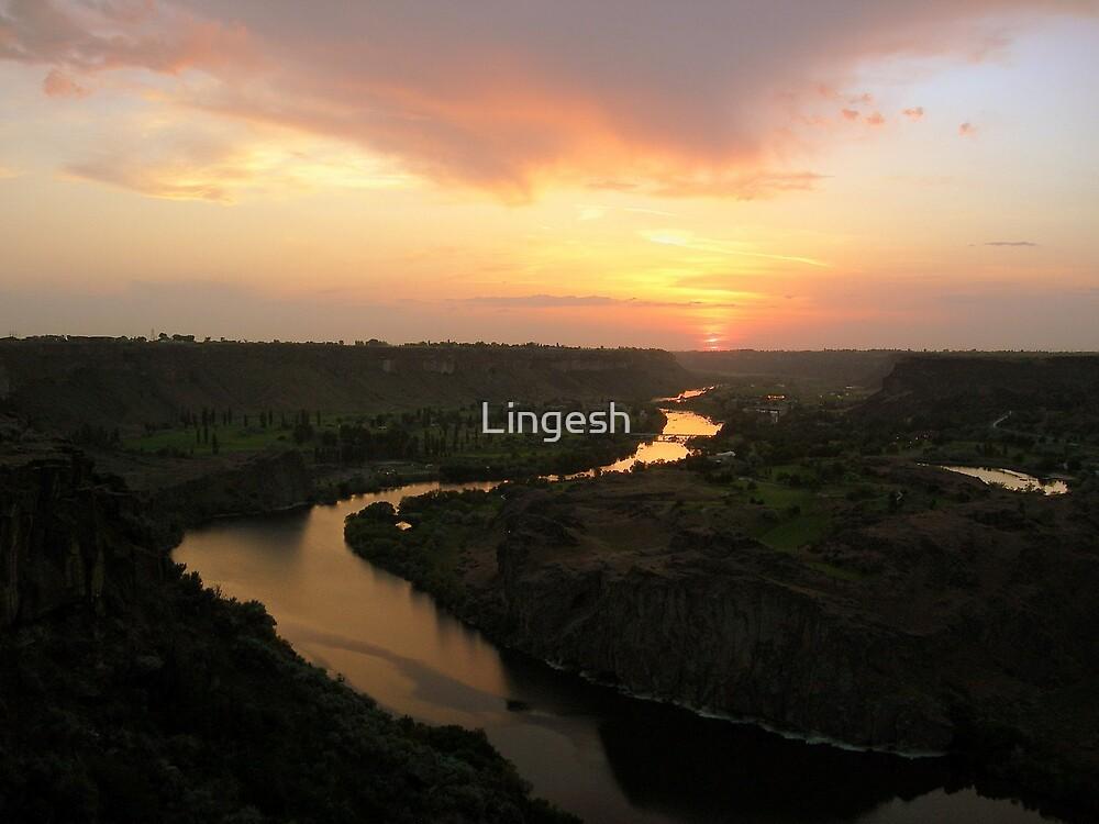 Snake River by Lingesh