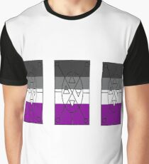 Queer Tarot (Asexual)  Graphic T-Shirt