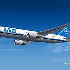 LAB Airlines Boeing 767-300ER by Hernan W. Anibarro