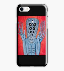 A Confrontation iPhone Case/Skin