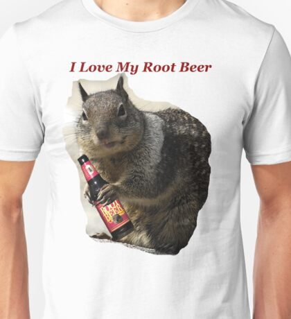I Love My Root Beer T-Shirt