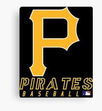 Pittsburgh Pirates Baseball MLB Canvas Print