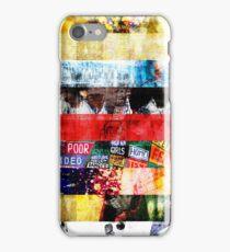 Radiohead Albums iPhone Case/Skin