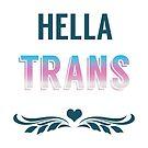Hella Trans Pride by DonCorgi