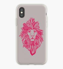 Liiion_Pink iPhone Case
