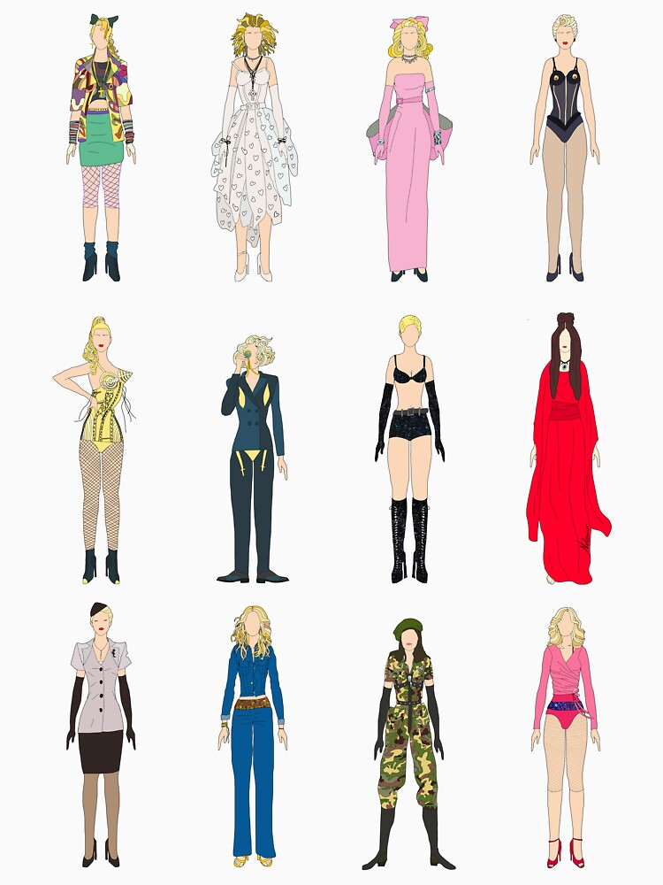 Outfits of Madge Fashion by notsniwart