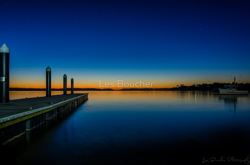 Before the Sun... by Les Boucher