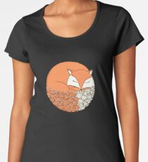 Fox Women's Premium T-Shirt