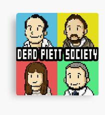 Dead Piett Society Canvas Print
