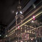 Melbourne GPO by susanzentay