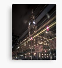 Melbourne GPO Canvas Print