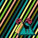 Black Deer 3 by MaksciaMind
