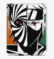 Kakashi & Obito iPad Case/Skin