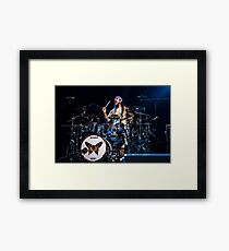 Mike Portnoy Framed Print