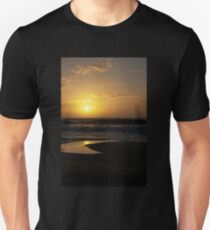Sunset Oahu Unisex T-Shirt