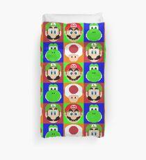 Super Mario Odyssey Pixel Art Housses De Couette Redbubble