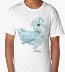 Robot Bird Long T-Shirt