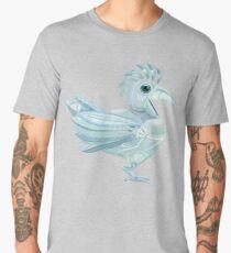 Robot Bird Men's Premium T-Shirt