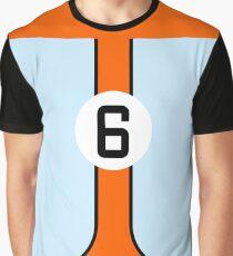 Classic Le Mans Design Graphic T-Shirt