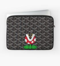 Goyard Piranha Plant Laptop Sleeve