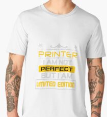 PRINTER Men's Premium T-Shirt