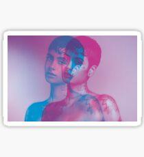 Faded-Kehlani Sticker