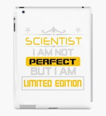 SCIENTIST iPad Case/Skin