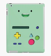 Adventure time BMO face iPad Case/Skin