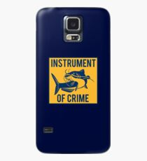 Instrument of Crime Case/Skin for Samsung Galaxy