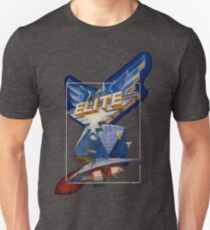 Elite Retro Game Design Unisex T-Shirt