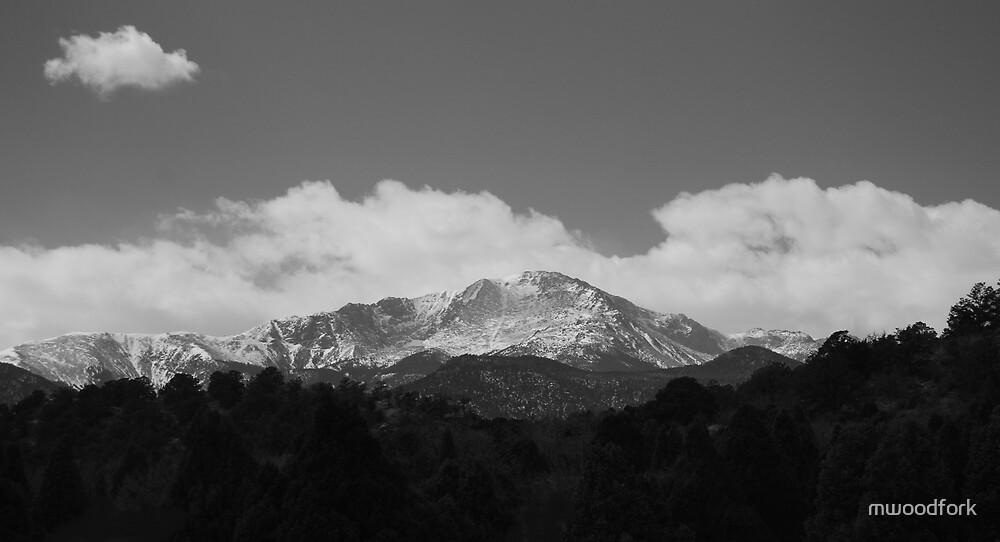 PIkes Peak by mwoodfork