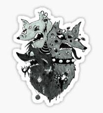M Y T H Sticker